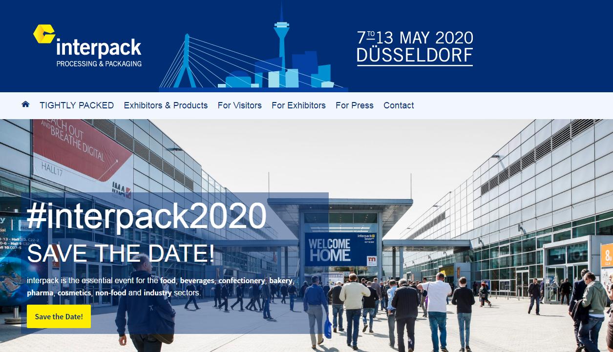 Герман Interpack 2020 үзэсгэлэн