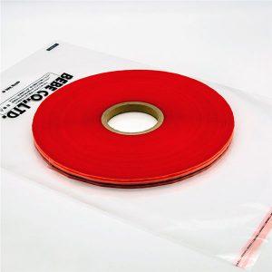 Эргүүлэн авах боломжтой хуванцар уут битүүмжлэх Tape